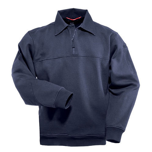 5.11 JOB SHIRT WITH CANVAS DETAILS