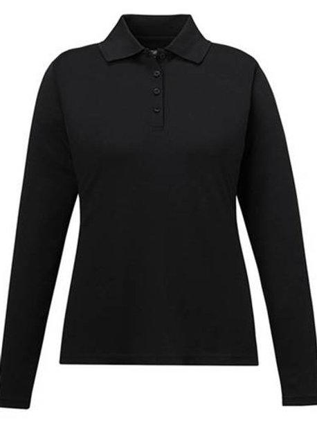 Women's UA Long-sleeve Polo