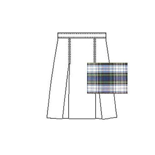 Grace Plaid Skirt