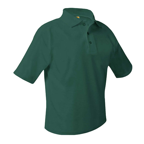 Grace Short-Sleeve Polo