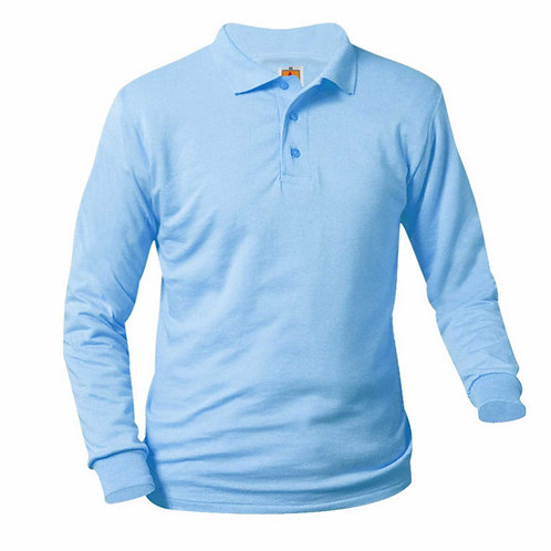 OLPS Long Sleeve Polo
