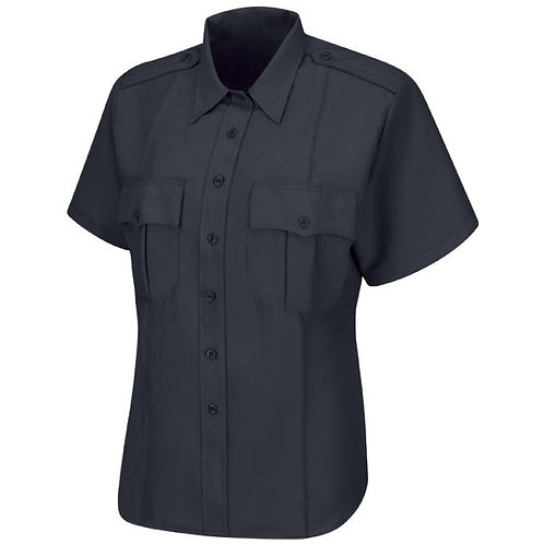 Navy Men's SENTRY® SHORT SLEEVE SHIRT