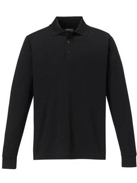Men's UA Long-sleeve Polo