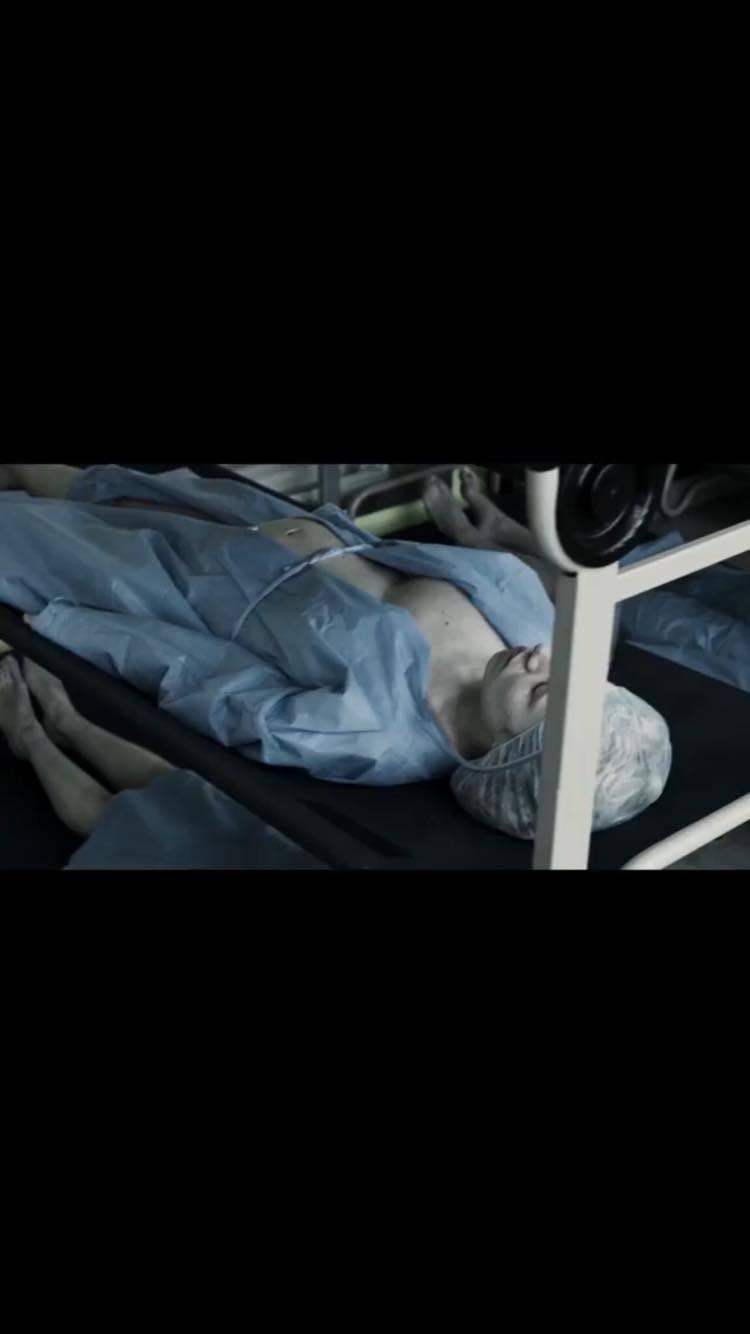 Die Tote Schwangere