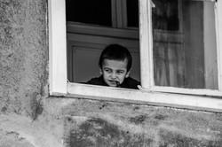 Flüchtlingskind Hoffnung