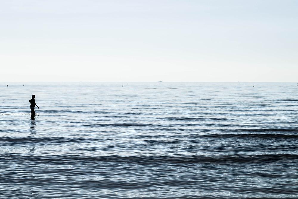 Chioggia, il mare