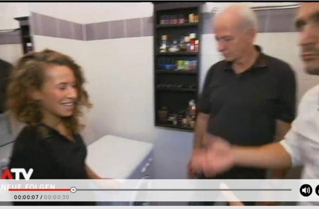 "Manulli mit Andreas Moravec @ATV ""Der Grosse Österreich Test"""