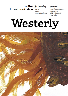 westerly 2020 Special Edition - Cover Im