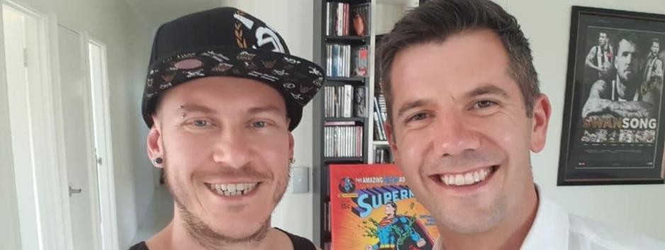 Good Chat with Matt Tinney