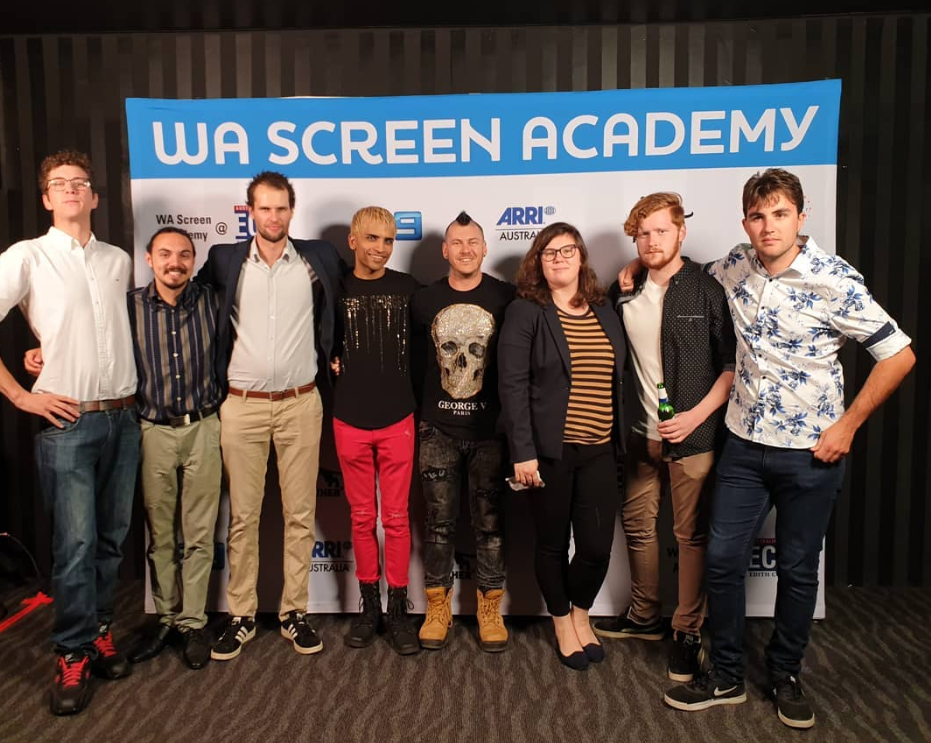 WA Screen Academy Documentary Premiere