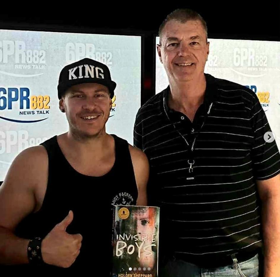 6PR Radio Interview