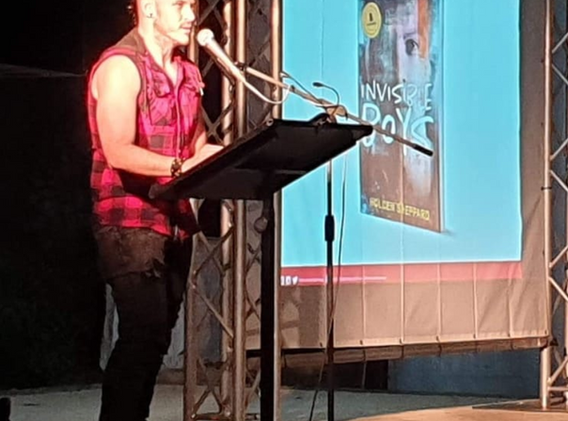 Invisible Boys Book Launch