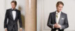Huurkostuum - Ceremoniekleding huren Lennert Bille