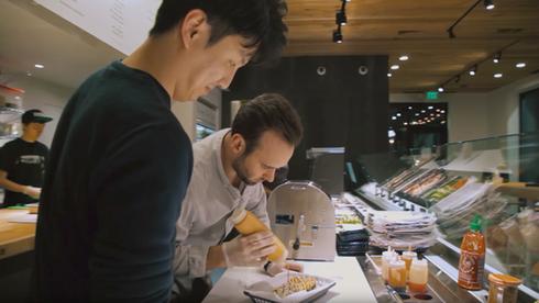 Autec: Sushi Machines