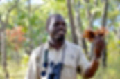 Saidi, Land and Lake Safaris, Guide, Walking safari,