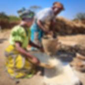 Village life, Malawi, Maize, Nsima, Photography, Portraits, African Life, Dzalanyama Forest