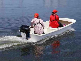 2馬力ボート