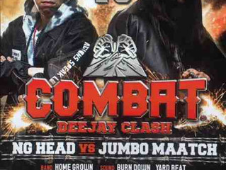 NG HEAD vs JUMBO MAATCH