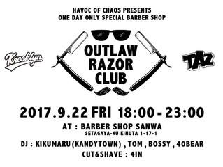 OUTLAW RAZOR CLUB