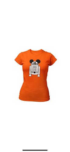 R2D2 Mickey - Star Wars