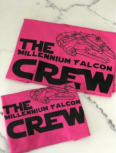 Millennium Falcon Crew - Star Wars