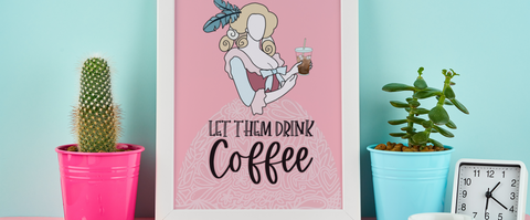 art-print-mockup-featuring-colorful-hous
