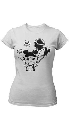 Baby Yoda The Child - Star Wars Park Shirt