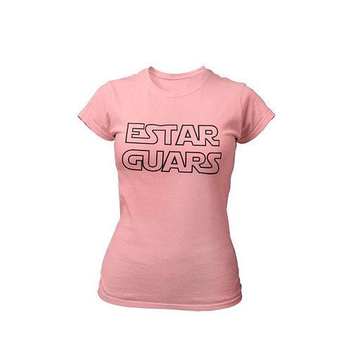 Star Wars Latin Pun - Estar Guars