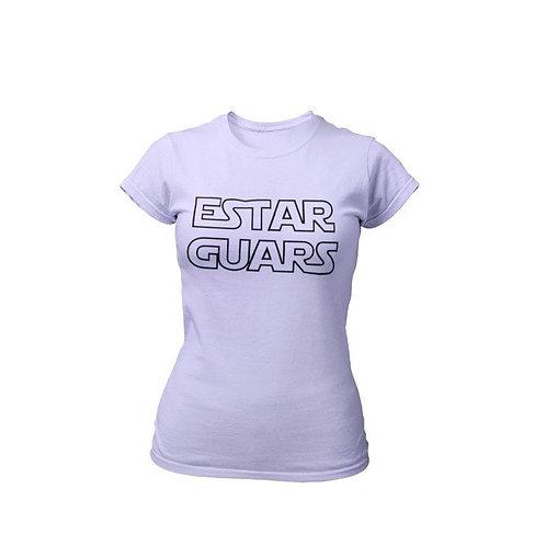 Estar Guars - StarWars Latin Pun (Women)