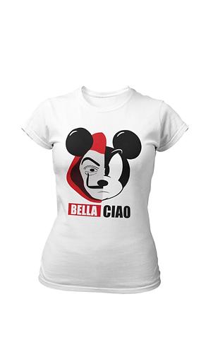 Bella Ciao - Casa de Papel Mickey / Money Heist
