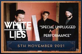 White Lies - Friday 5th November at Madding Crowd