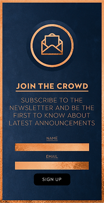 Madding Crowd Newsletter
