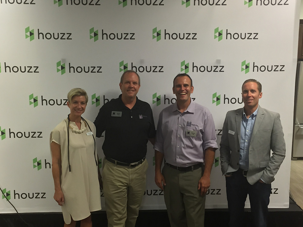 Houzz event at Builder's Appliance Center