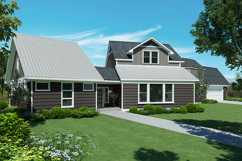 Rendering of Fruita Project