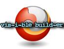 Vis-i-ble Build-er logo website link