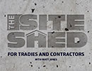 The Site Shed website link