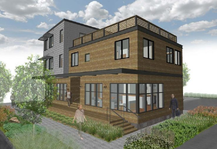 Naropa University Dormitory Project