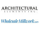 Architectural Elements and Wholesale Millwork logo