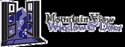 Mountain View Window & Door Logo