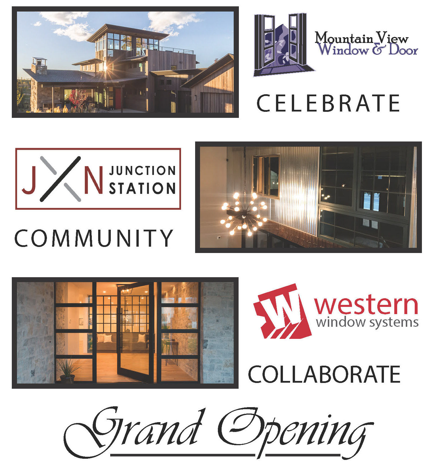 Grand Opening In Junction Invite