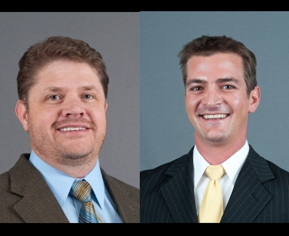 Bradley Schmidt, Vice President and Ryan Barnes, Forensic Architectural Engineer at SBSA