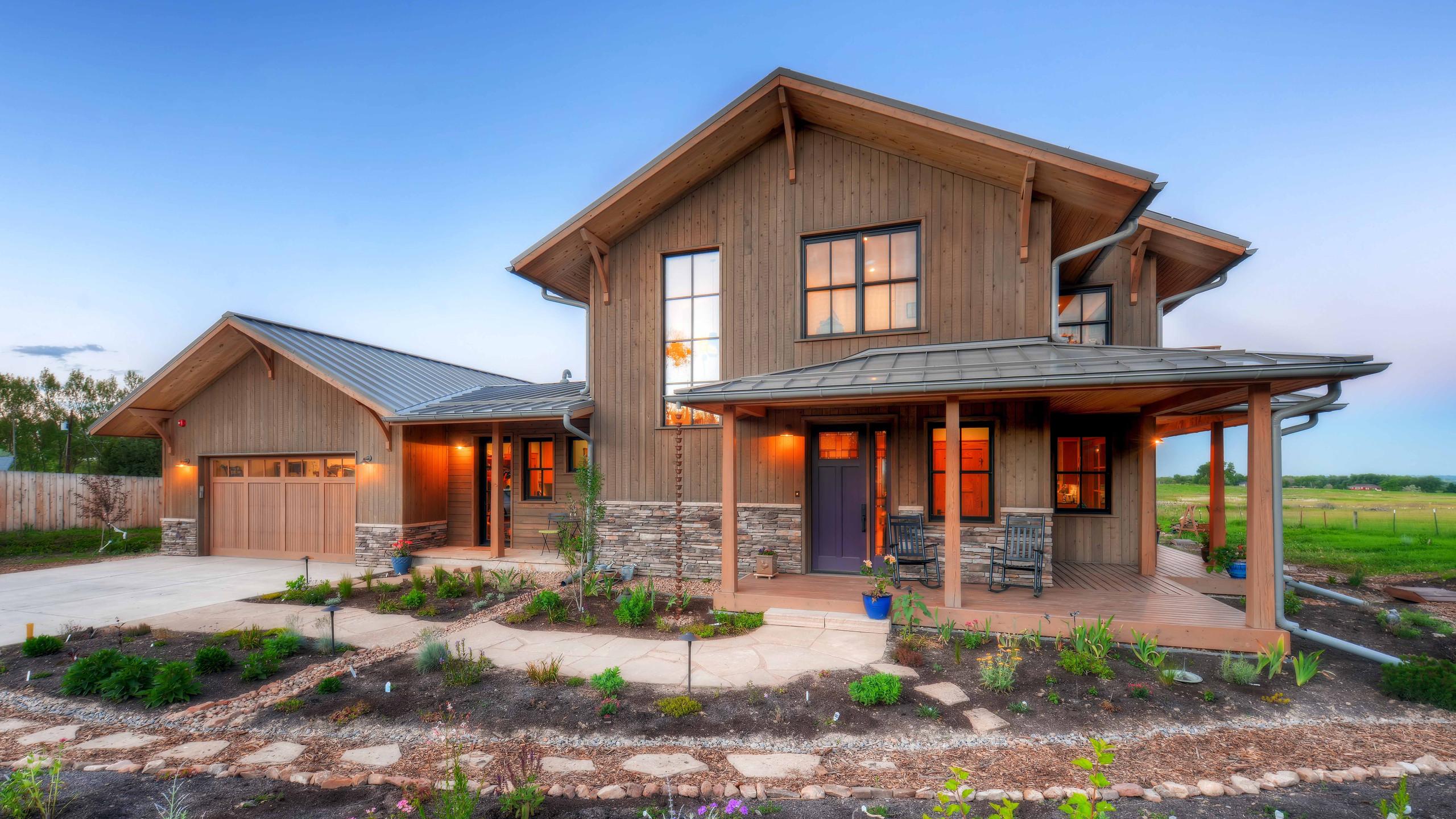 Farmhouse-LEED Platinum Certified