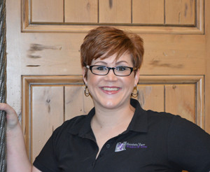Becky Hogstad, Director of First Impressions at Mountain View Window & Door