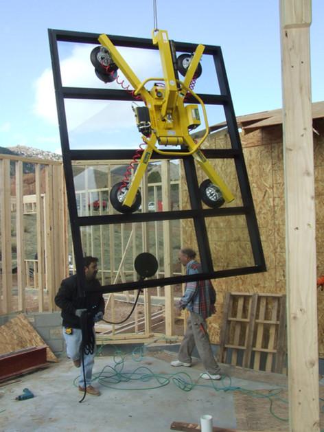 Installation of Fleetwood windows