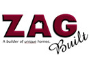 Zag Built logo website link