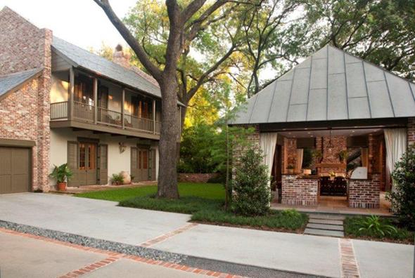 Creole Guest House Pavilion, Ft. Worth, TX