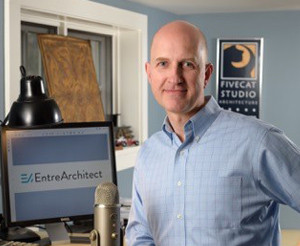Show 40 - Mark LePage Shares 5 Steps to Successful Sales for Small Architect Firms