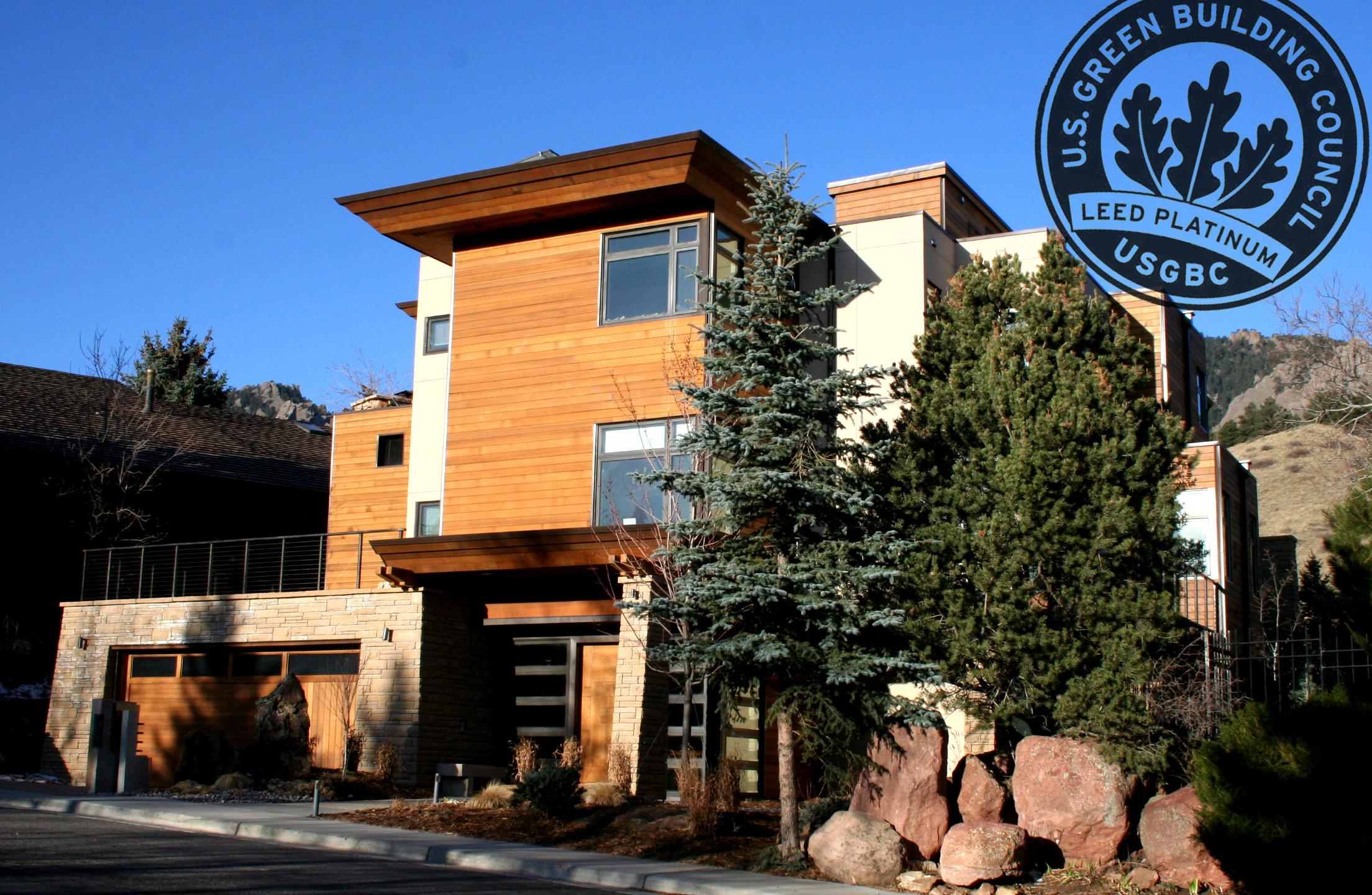 Edge House-LEED Platinum Certified