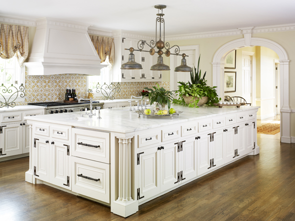 Federal Custom Kitchen Cabinets, Ft. Worth, TX