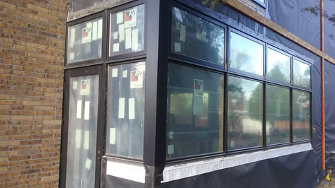 Andersen window installation